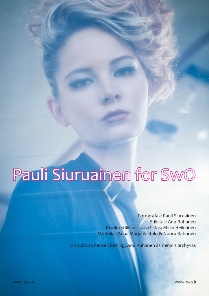 Specialiai SwO - Pauli Siuruainen skandinaviška istorija