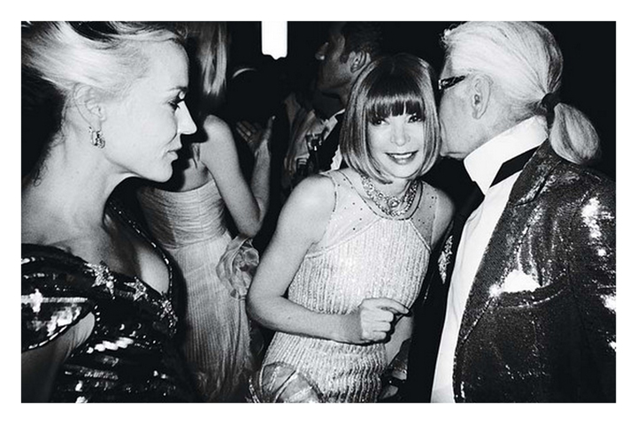 Amerikietiškasis Vogue rugsėjo numeris pagal Anna Wintour