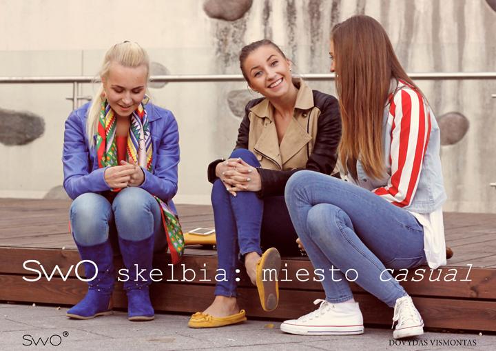 Street Style Lithuania: miesto casual