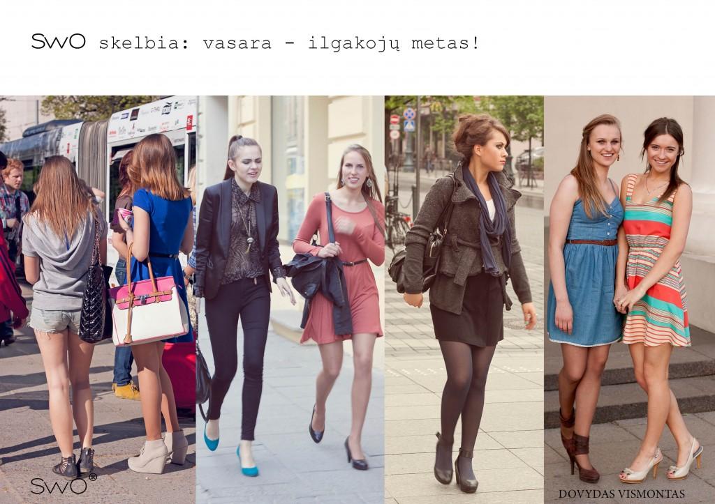 Street Style Lithuania: vasara - ilgakojų metas!