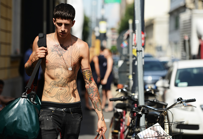 Tatuiruotieji