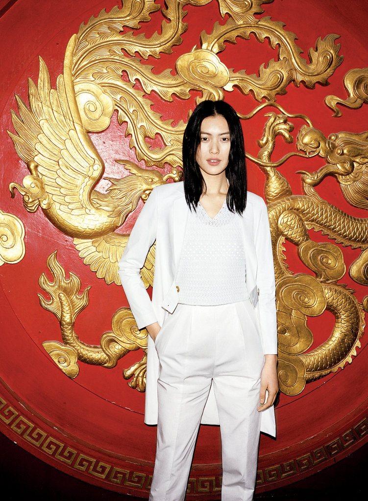 Liu Wen: Azijos angelas
