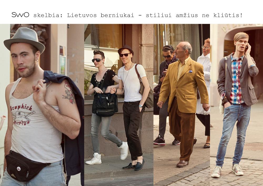 Street Style Lithuania: Lietuvos berniukai - stiliui amžius ne kliūtis!