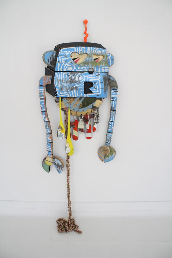 Riedlenčių menas pagal Ingą Guzytę