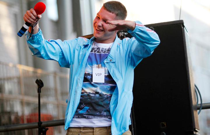 Britiško rokenrolo savaitgalis – su keliolika muzikantų ant scenos