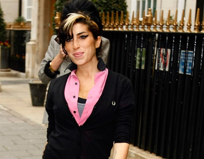 Tabami projektai,  Amy Winehouse