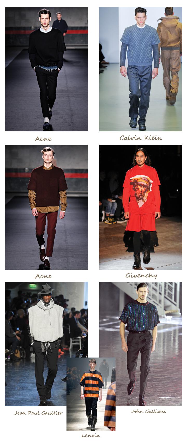 Marškinėliai trumpomis rankovėmis žiemai