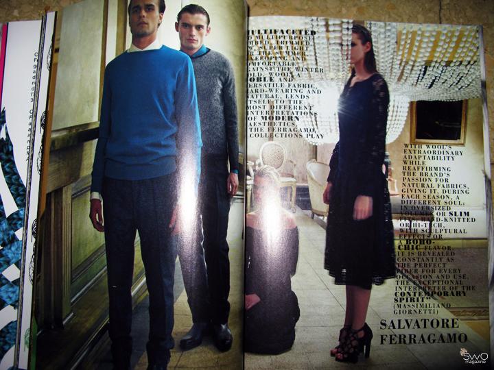 Vogue L'uomo vakarėlis-paroda Corso Como