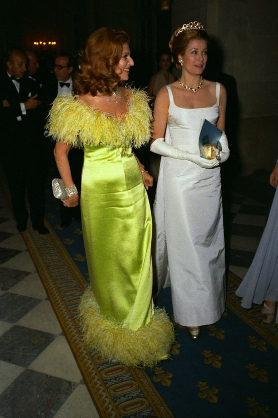 Marie Helene de Rothschild ir Monako princesė Grace Kelly
