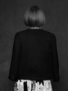 Londono Kronikos. Karl Lagerfeld Saatchi galerijoje