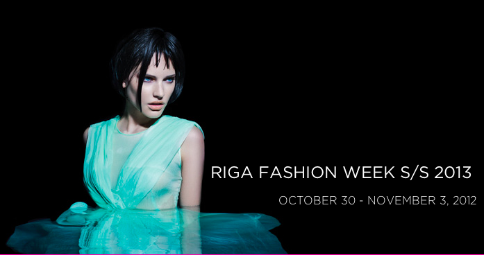 Riga Fashion Week s/s 2013