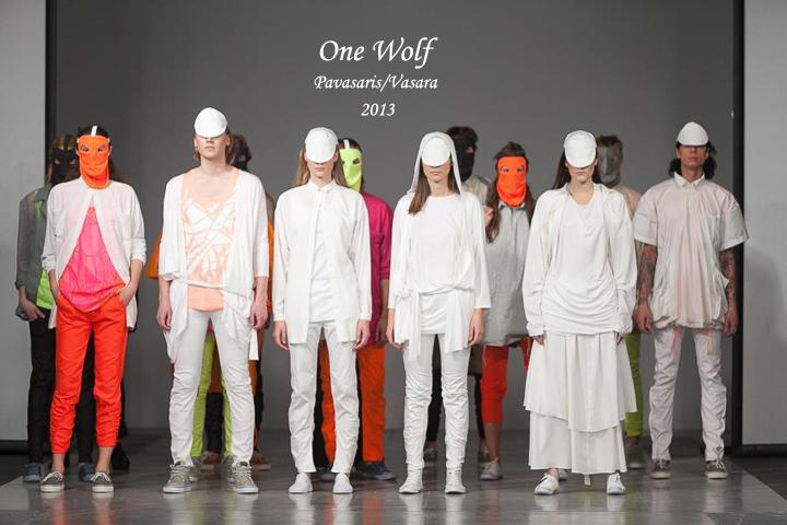 Rygos madų savaitė. One Wolf SS 13