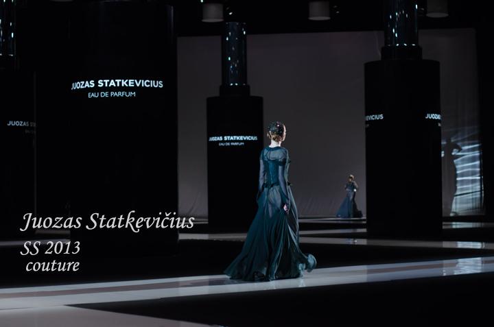 Juozas Statkevičius SS 13 couture. Fotoreportažas