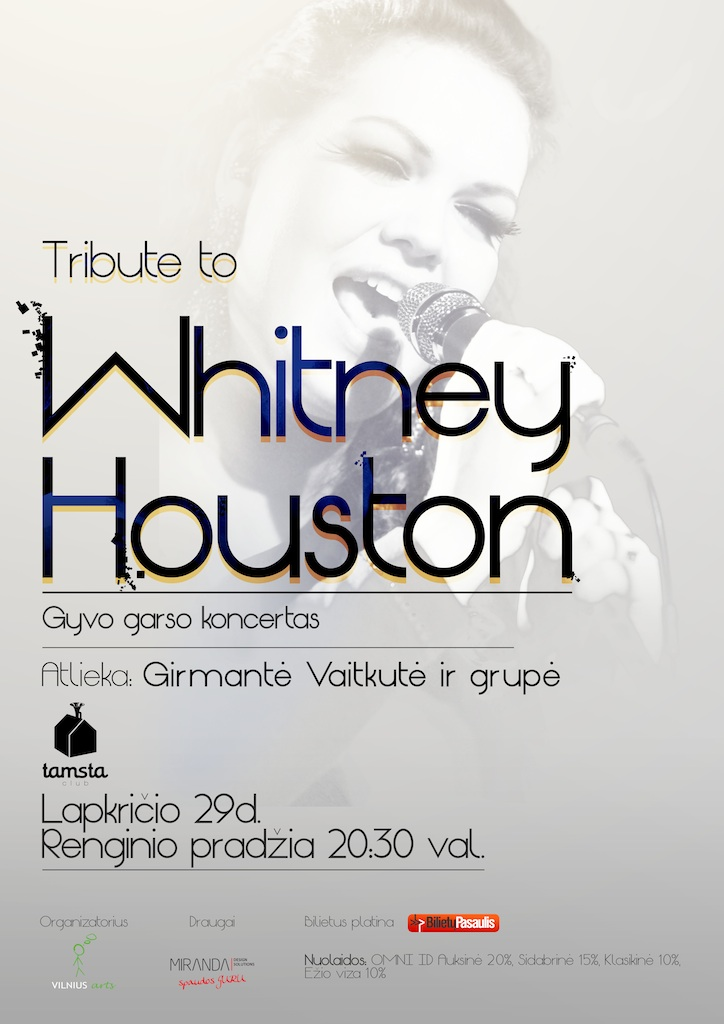 Tribute Whitney Houston
