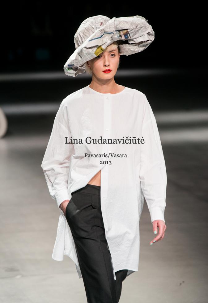 Lina Gudanavičiūtė SS 2013