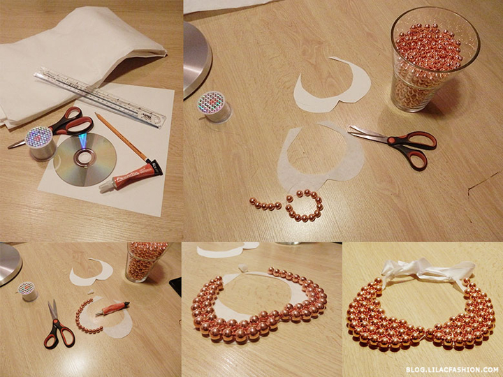 10 Most Inspiring Handmade necklaces Ideas