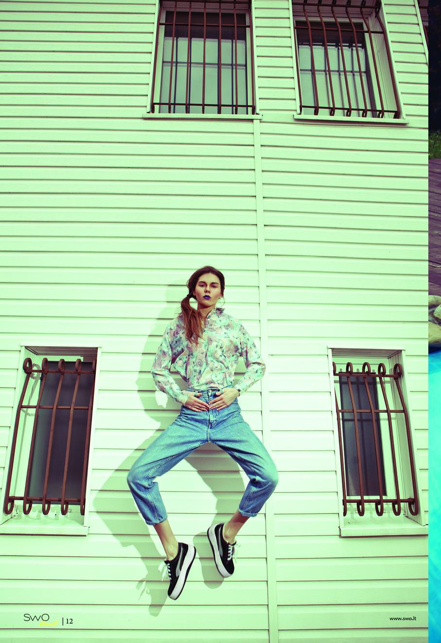 SwO street Nr.3 viršelio fotosesija