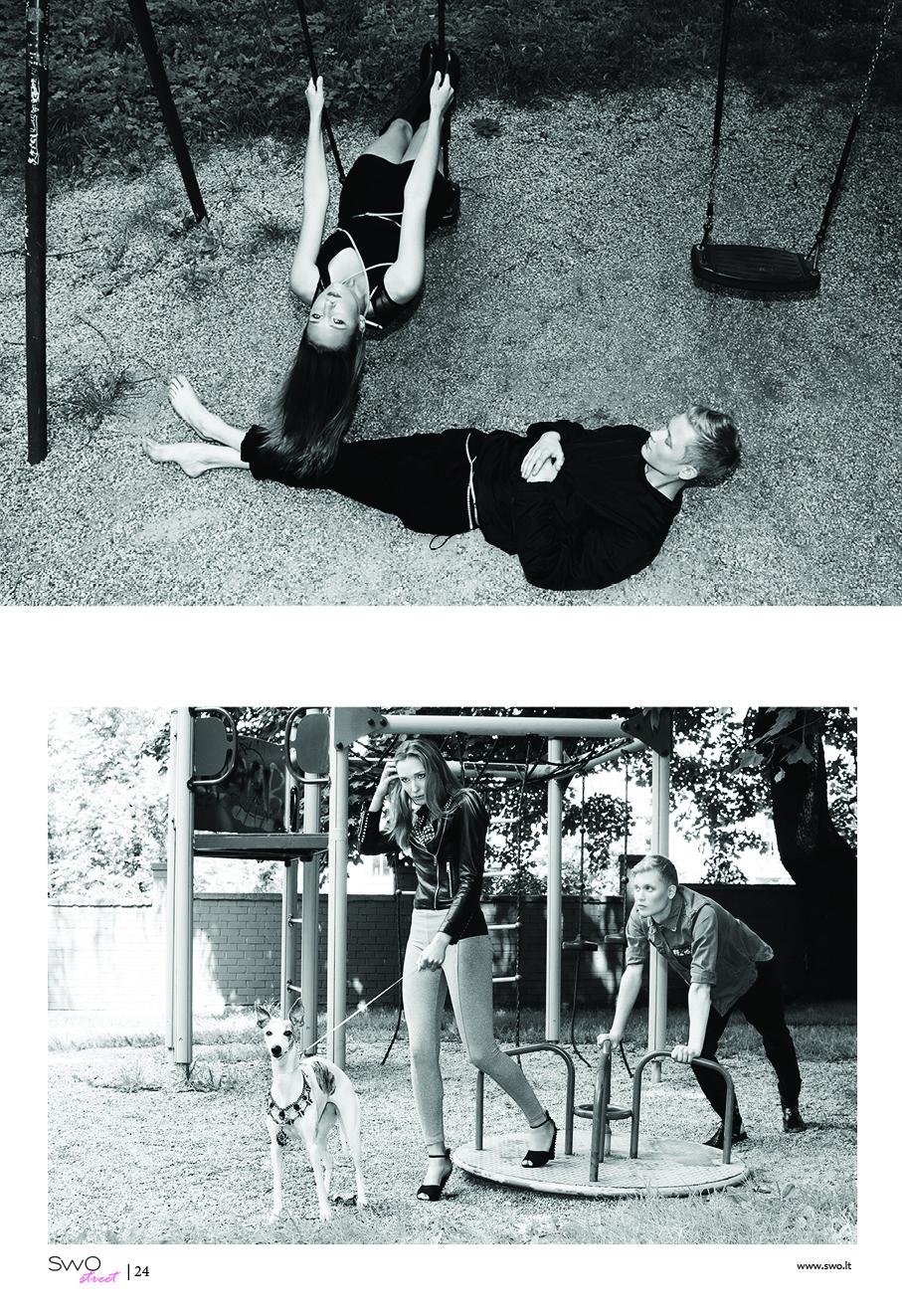 Vaikų žaidimai | SwO street Nr. 6