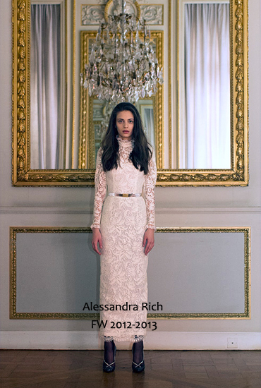 Alessandra Rich AW 2012-13