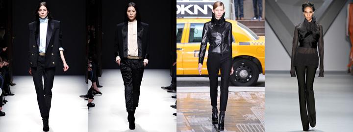 Balmain,DKNY,Vera Wang