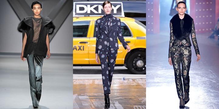 Vera Wang, DKNY, Jason Wu