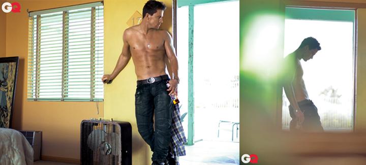 Nuobodulys, striptizas ir šeima: Channing Tatum