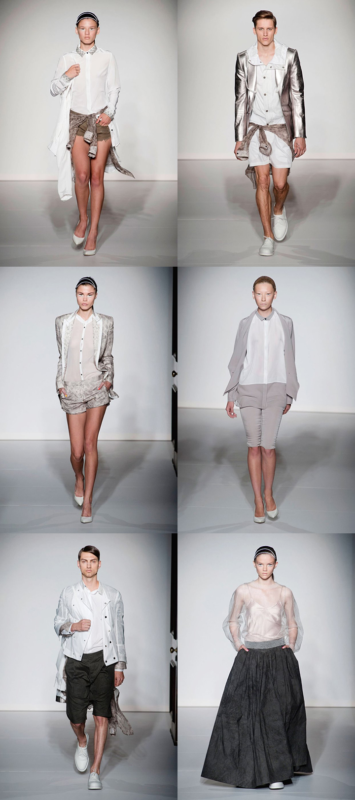 UNCONDITIONAL SS 2013