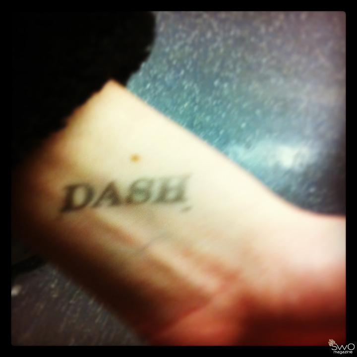 DASH vakarėlis