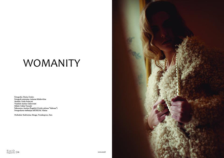 WOMANITY | SwO magazine Nr. 2