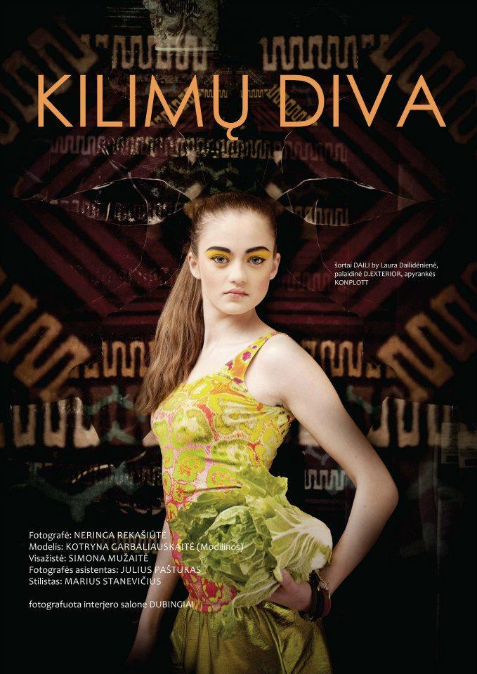 Kilimų Diva | SwO magazine Nr. 3