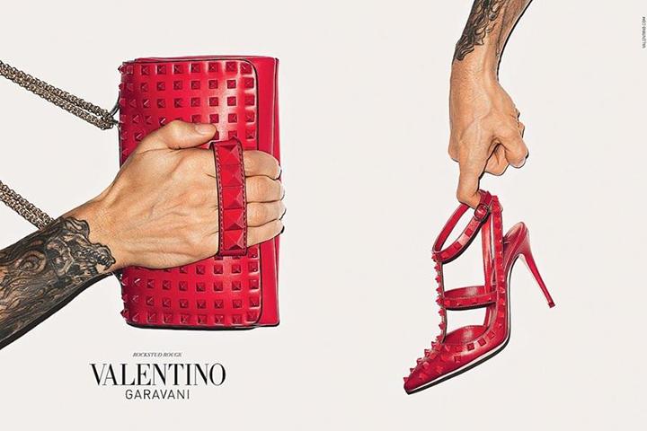 Valentino reklaminė kampanija