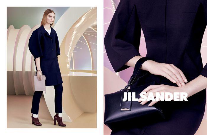 Jil Sander minimalizmas