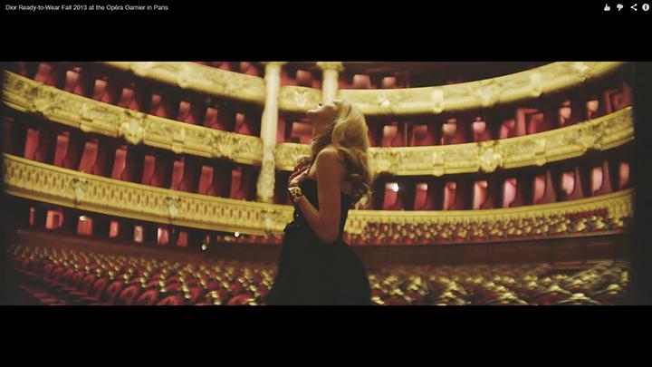 Mes žiūrim: Dior didybė