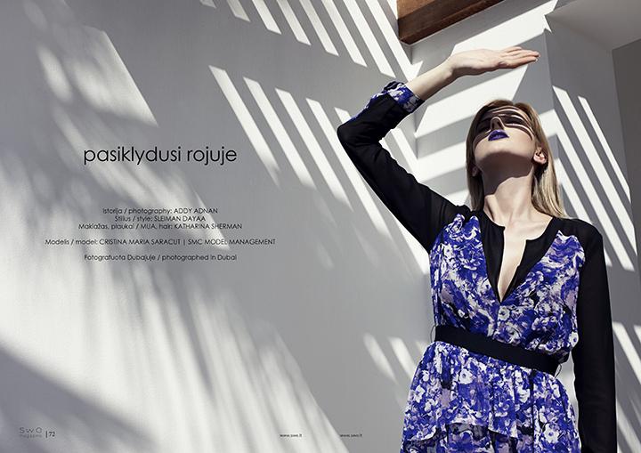 Pasiklydusi rojuje | SwO magazine Nr. 4