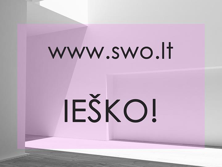 Prisijunk prie SwO komandos