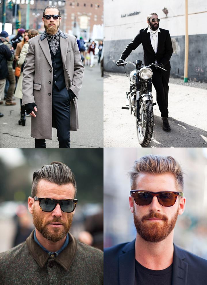 Vyro aksesuaras – barzda