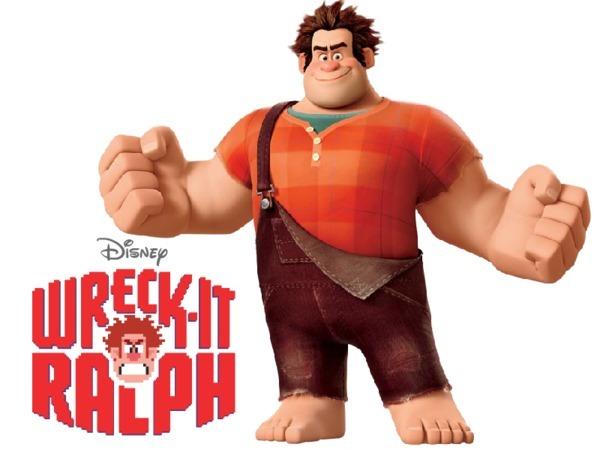 Wreck–it Ralph / Ralfas griovėjas