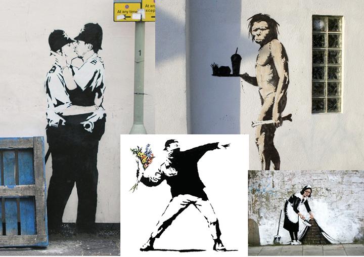 STREET ART'as