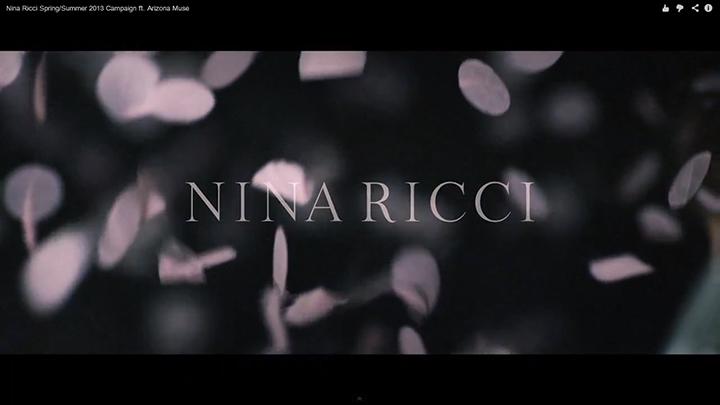 Nina Ricci SS13