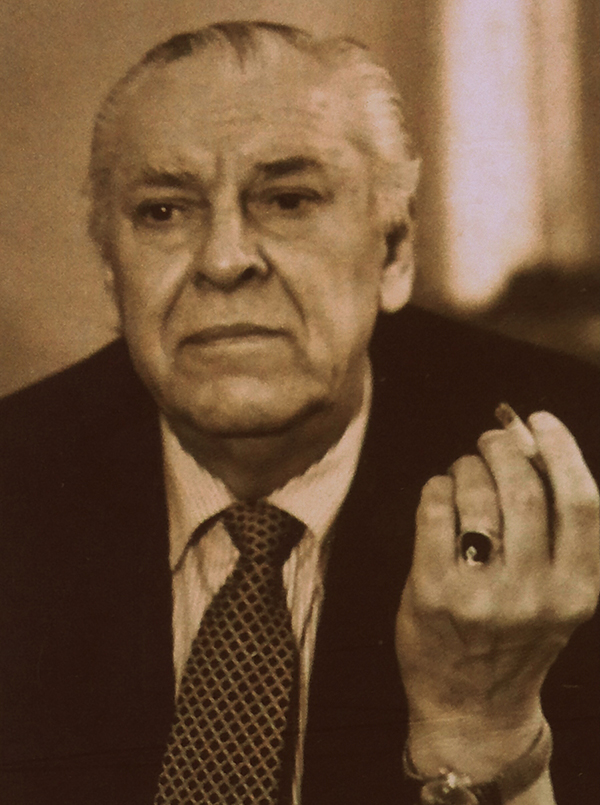 Stilingi skaitiniai: Eduardas Cinzas – atrasti seną