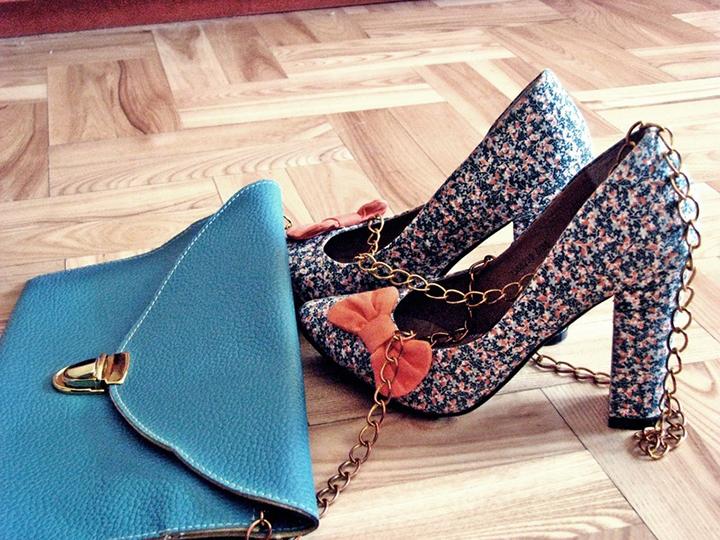Gėlėti batai