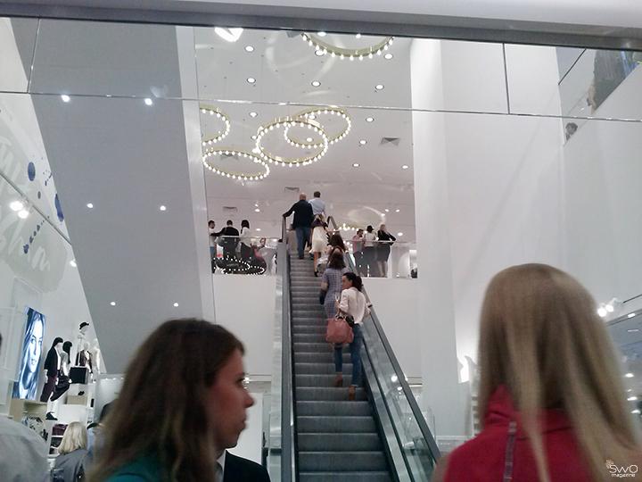 SwO H&M VIP vakarėlyje