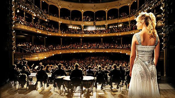 The concert / Le concert / Koncertas