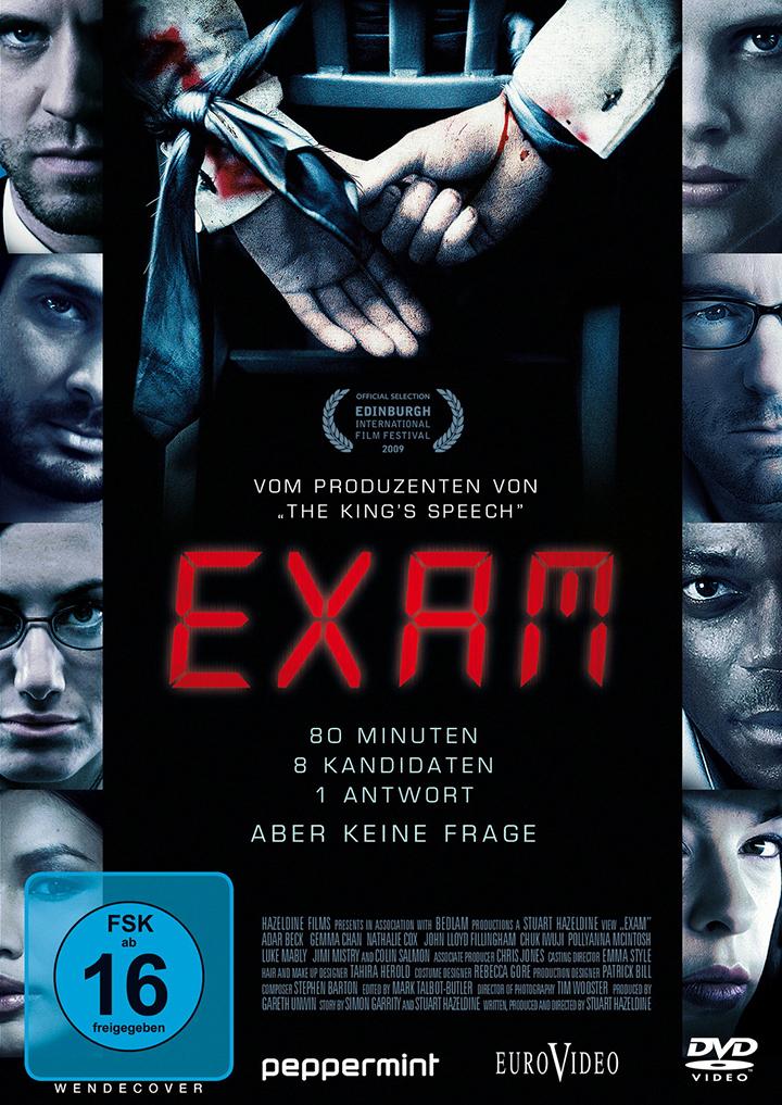 Exam / Egzaminas