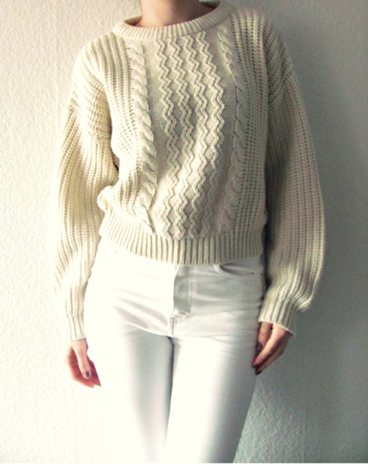 Masyvus megztinis