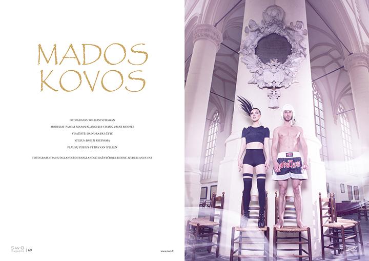 Mados kovos | SwO magazine Nr. 5