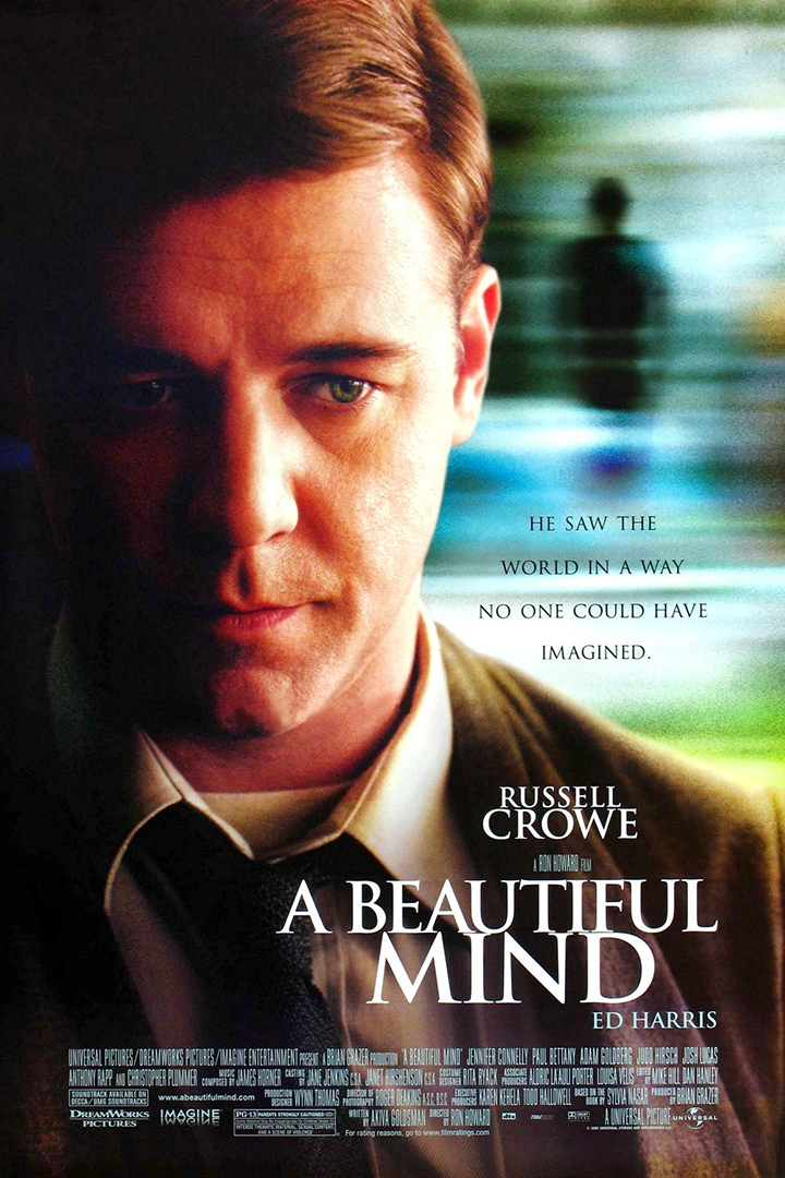 A Beautiful Mind / Nuostabus Protas