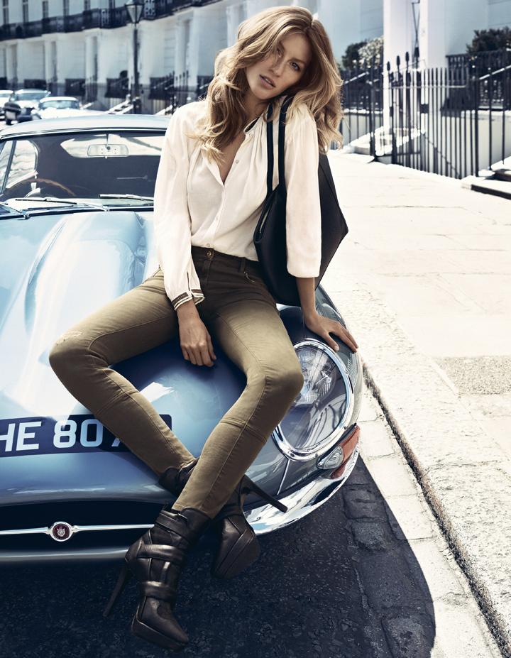 Rudens reklaminė kampanija. H&M nuotr.