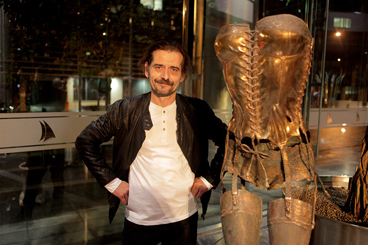 Skulptorius Vytautas Balsys