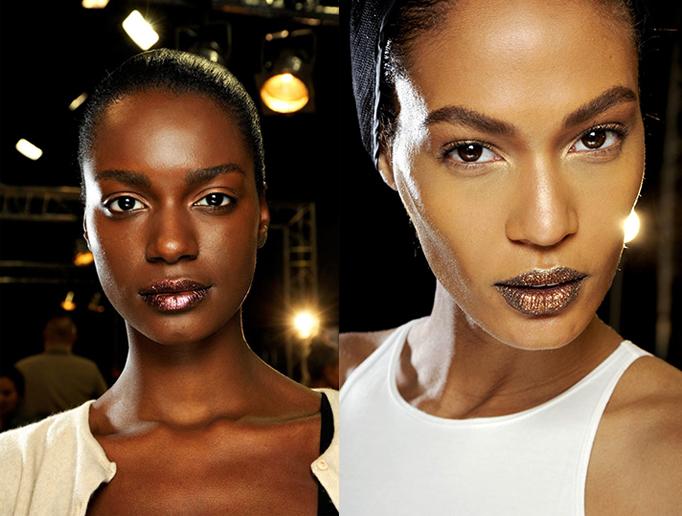 Dior modeliai.